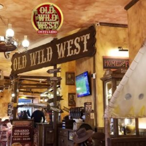 old wild west ostia -